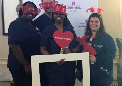 American Heart Association Expo